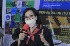 Kemendikbud ajak mahasiswa ntt berani laporkan tindakan korupsi